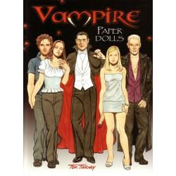 Vampire Paper Dolls. Tom Tierney