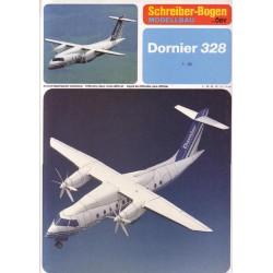 Dornier 328, 1:50, Schreiber-Bogen