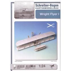 Wright Flyer I, 1:24, Schreiber-Bogen