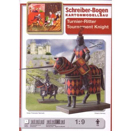 Caballero de torneo. Tournament Knight