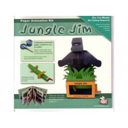 Recortables animados, Jungle Jim