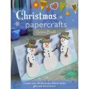 Christmas Papercrafts, Corinne Bradd