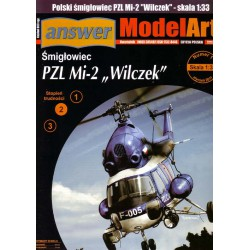 """PZL Mi-2 """"Wilczek"""", 1:33, ANSWER"""