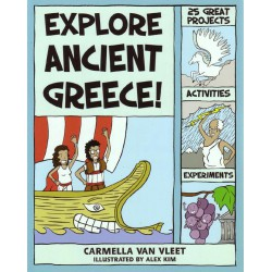 Explore ancient Greece!, Nomad Press
