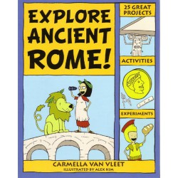 Explore ancient Rome!, Nomad Press