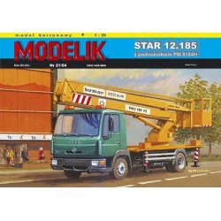 STAR 12.185, 1:25, Modelik.