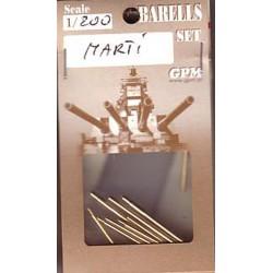 MArti, cañones, GPM para OREL, 1:200