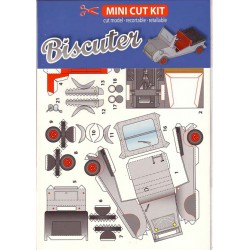 Biscuter, PAPETI, Mini Cut Kit