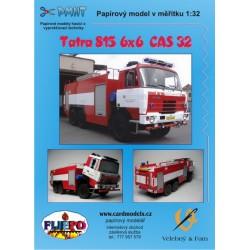 CAS 32 + KHA Tatra 815 6x6, 1:32, PMHT