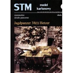 Jagdpanzer 38(t) Hetzer, 1:25, STM