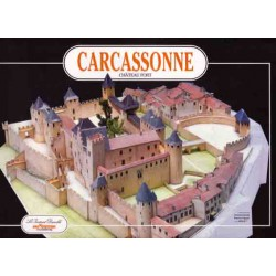 CARCASSONNE, Maqueta recortable