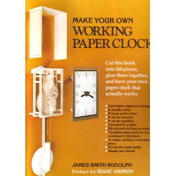 Make your own Working Paper clock, Harpercollins
