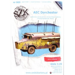 AEC DORCHESTER, SWIAT, 1:25