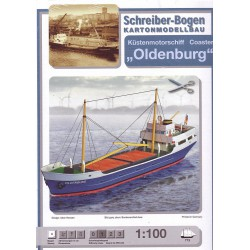 Oldenburg, 1:100, Schreiber-Bogen