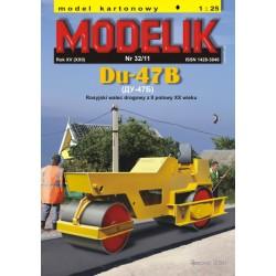 DU-47B, Modelik, 1:25