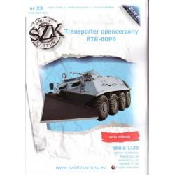 BTR-60PB, SWIAT, 1:25