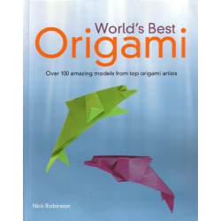 World´s Best ORIGAMI, Nick Robinson