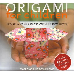 ORIGAMI for CHILDREN, Mari ONO and Roshin ONO