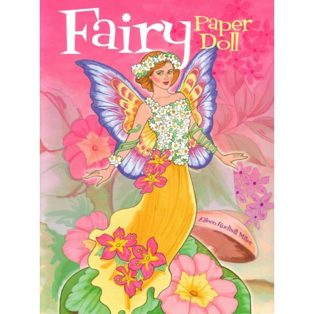 Fairy, paper dolls