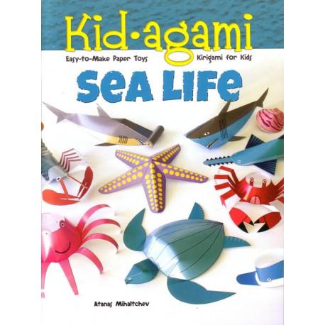Sea life, Kid-agami. Vida marina. dover