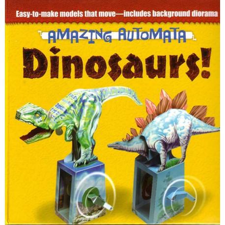 Dinosaurs! Amazing automata. dover