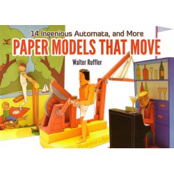 Paper models that move.