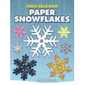 Paper Snowflakes, make your own. Dover