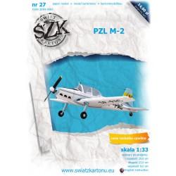 PZL M-2, 1:33, SWIAT SZK
