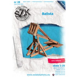 Ballesta, 1:25, SWIAT SZK