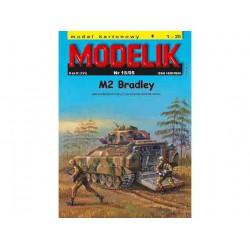 M2 Bradley, Maqueta recortable