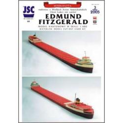 EDMUND FITZGERALD 1:400, JSC