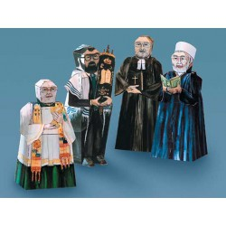 Pastor, rabino, imán, AUE VERLAG
