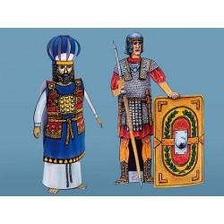 Sumo Sacerdote y soldado romano, AUE VERLAG
