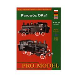Locomotora OKa1