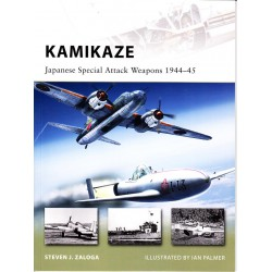KAMIKAZE, Japanese Special Attack Weapons 1944-45