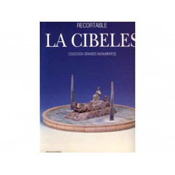 LA CIBELES, Maqueta Recortable, 1:40.