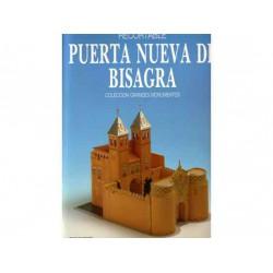 PUERTA NUEVA DE BISAGRA, Maqueta recortable, 1:150