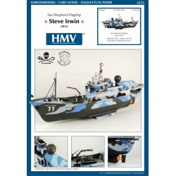 MV Steve Irwin Sea Shepherd, 1:250, HMV
