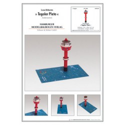 Lighthouse Tegeler Plate, HMV, 1:250