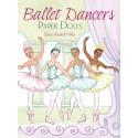 Ballet Dancers Paper Dolls, Eileen Rudisill Miller, DOVER