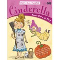 Cinderella: Press Out and Play, DOVER
