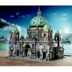 CATEDRAL DE BERLIN, Maqueta Recortable