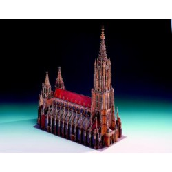 ULMER MÜNSTER, Maqueta recortable