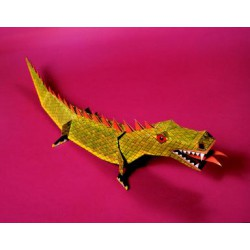 DRAGON, Maqueta recortable