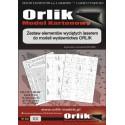 Novik, ORLIK, 1:200, laser frames