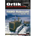 Famo Rubezahl with trailer Sd.Ah. 35, ORLIK, 1:25