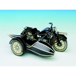 BMW R16, Maqueta recortable