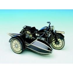 BMW R16, Maqueta recortable