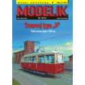 Tranvía tipo N, MODELIK, 1:87 (H0)