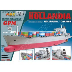 Hollandia, 1:200, GPM